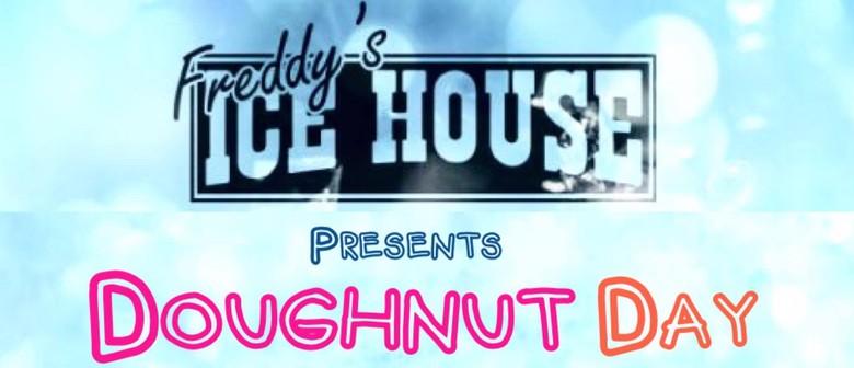 Doughnut Day Celebration