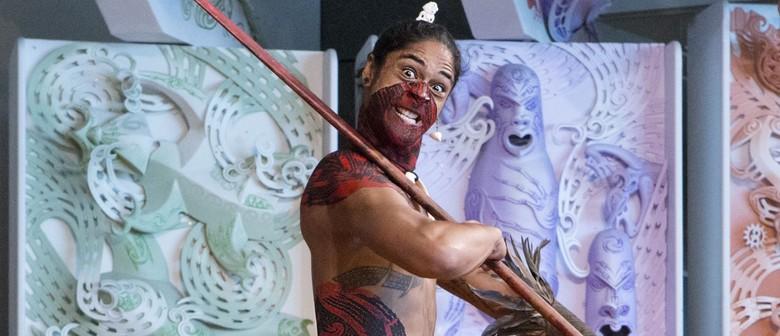 Te Whare Mātoro - Haka Theatre Stage Challenge