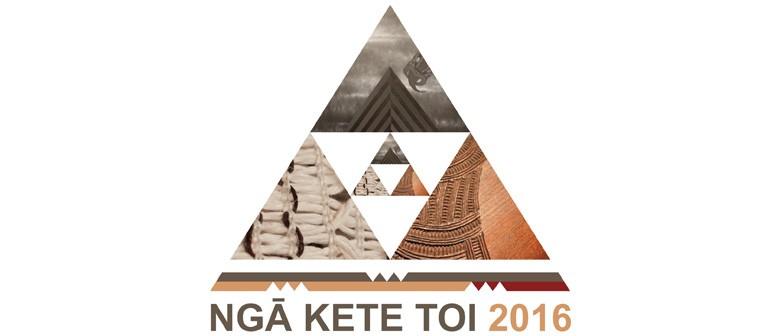 Ngā Kete Toi