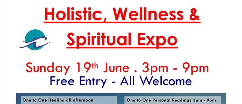 Holistic, Wellness & Spiritual Expo