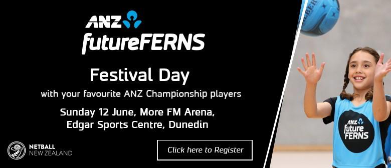 ANZ futureFERNS Festival Day - South Zone