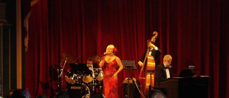 Jazzy Sunday Waiheke: Barry Clewett & June Hayes