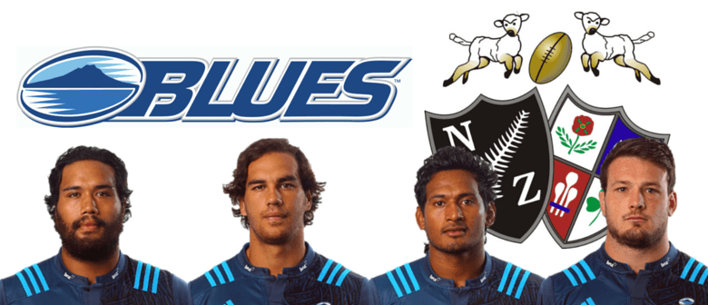 Blues vs Northland Barbarians