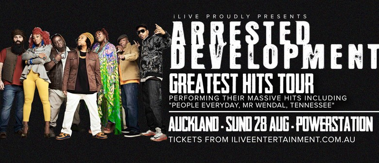 Arrested Development Greatest Hits Tour