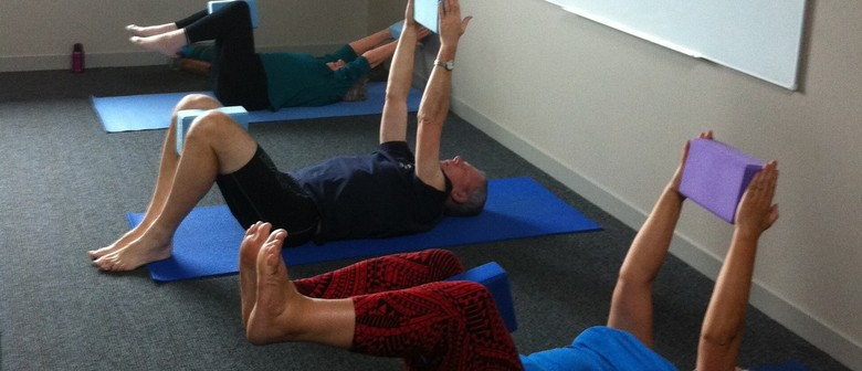 Hatha Tensegrity Core Yoga