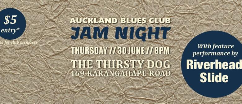 ABC Jam Night: Riverhead Slide