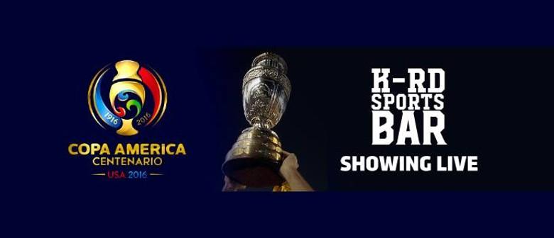Copa America 2016 Series