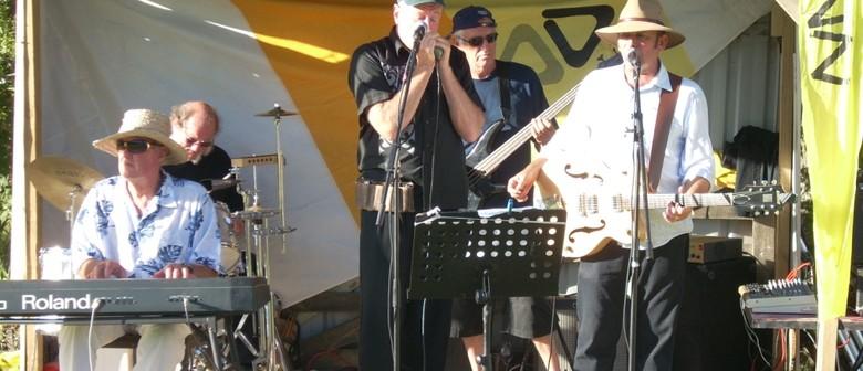 Jazz Easter Monday Waiheke: Gumbo with Briar Ross Trio
