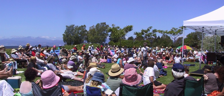 Music in the Vineyard - Easter Sunday with Eagles NZ