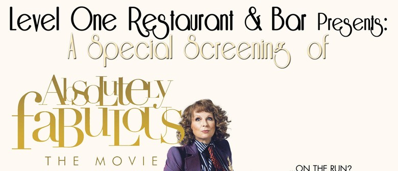 Special Screening of Absolutely Fabulous