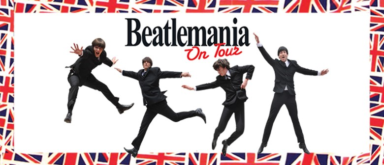 Beatlemania On Tour: CANCELLED