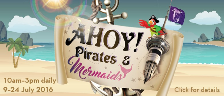 Ahoy! Pirates and Mermaids