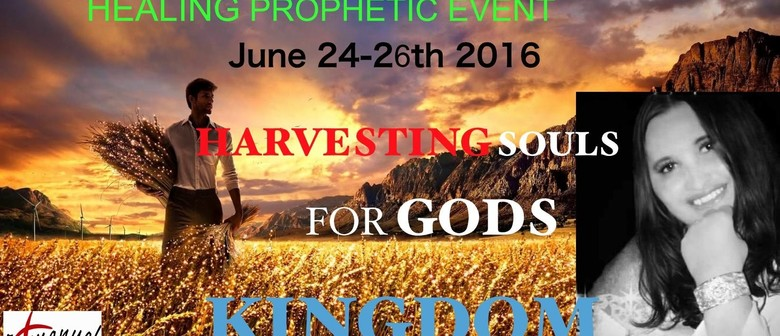 Healing and Prophetic - Christchurch - Eventfinda