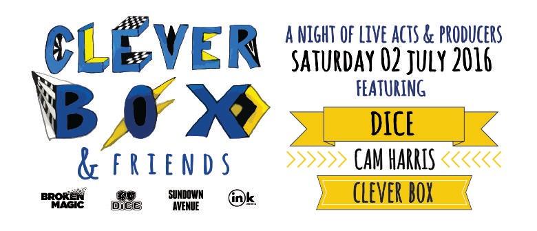 Clever Box & Friends: Dice & Cam Harris