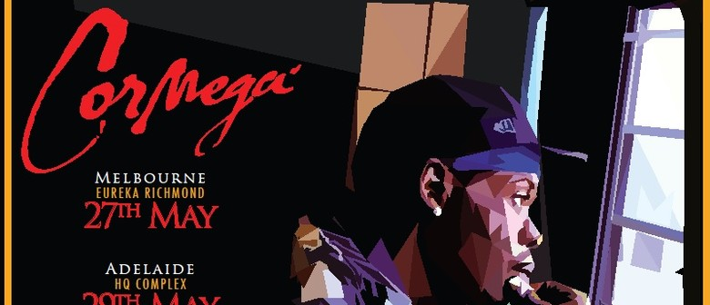 Cormega (NYC) - The Realness 15th Anniversary Hip Hop Tour
