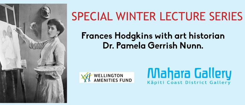 Winter Lecture Series - Frances Hodgkins At the Market