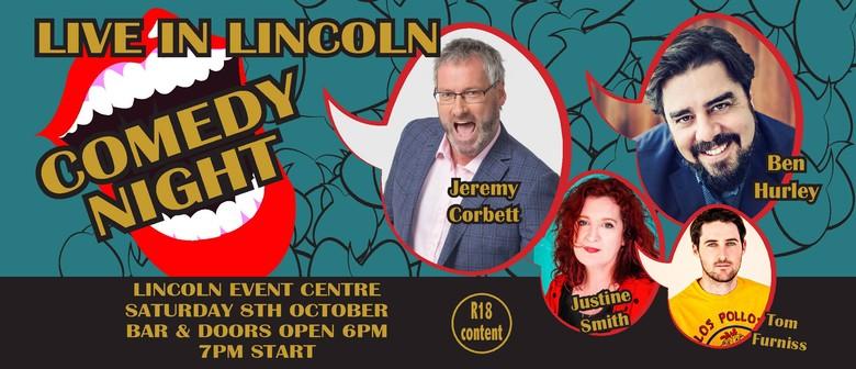 Lincoln Comedy Night