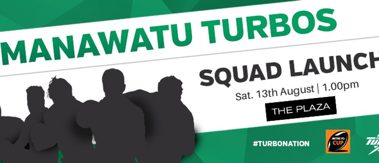 Turbos Squad Launch