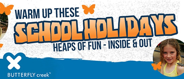 Warm Up These School Holidays