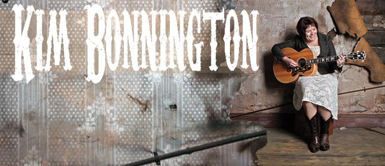 Kim Bonnington Debut EP Release
