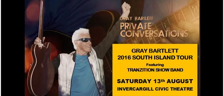 Gray Bartlett - Private Conversations