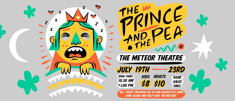 The Prince and the Pea - A Meteor Kids' Show