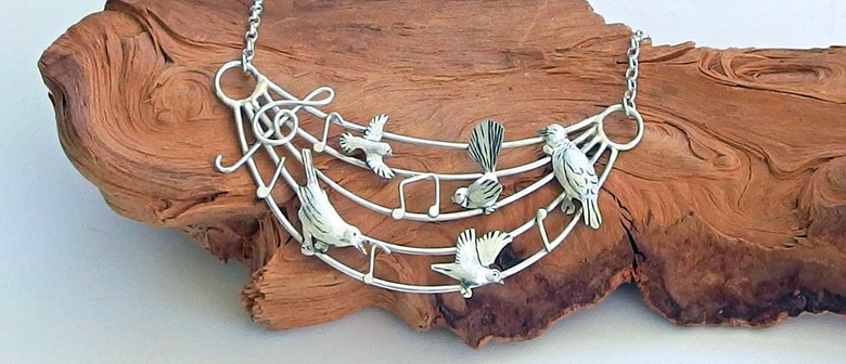 A Decade of Jewellery - By Sterling Silver Artist, Sue Shore