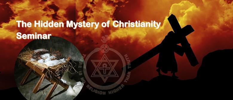 The Hidden Mystery Of Christianity - John Vorstermans TSNZ