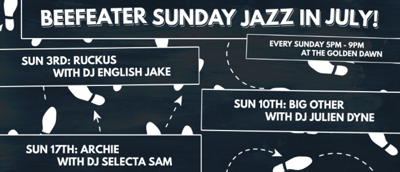Beefeater Sunday Jazz with Big Other & DJ Julien Dyne