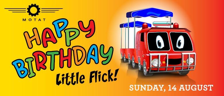 Little Flick's Birthday Bash