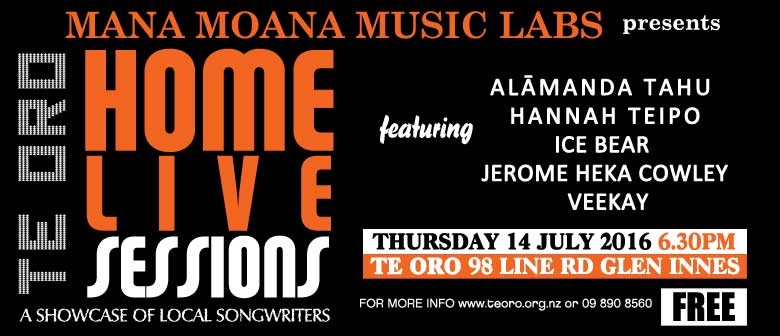 Home Live Sessions