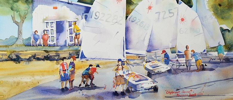 Ponsonby Cruising Club Art Exhibition