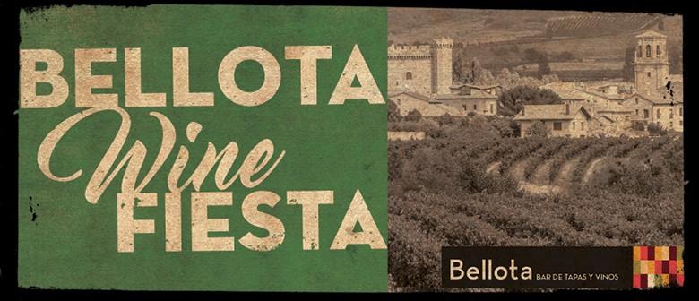 Bellota Wine Fiesta