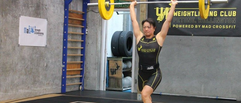 41 Degrees Weightlifting Competition
