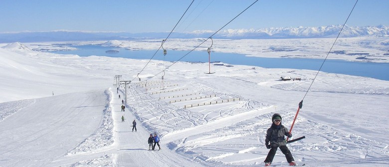 Salomon Dads' Ski Weekend