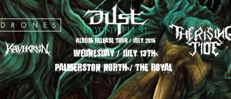 Dust - Beyond Flesh Album Release Show
