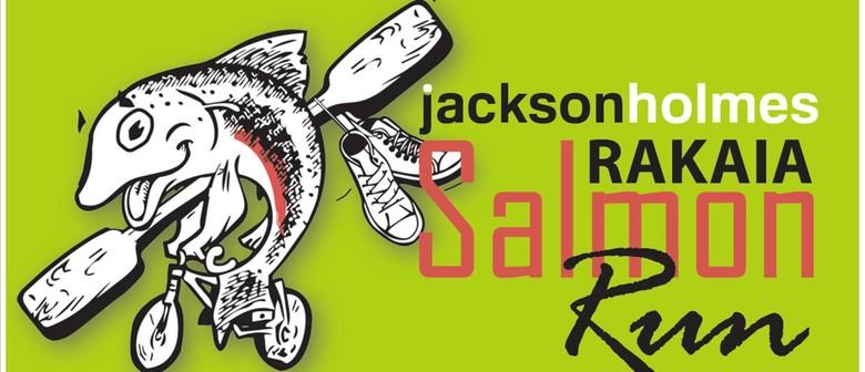 Jackson Holmes Salmon Run
