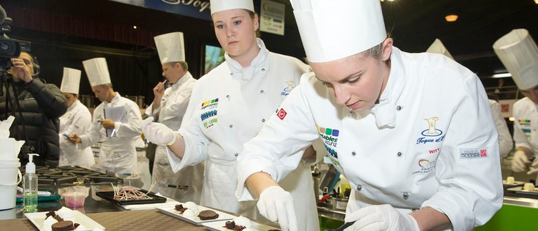 Nestlé Toque D'or Culinary Competition