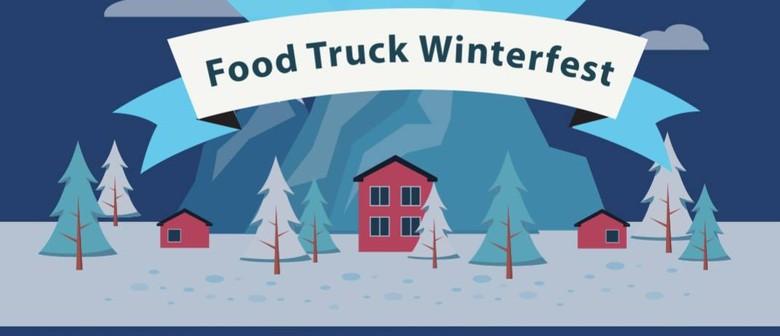 Thursday Night Street Feast - Food Truck Winterfest