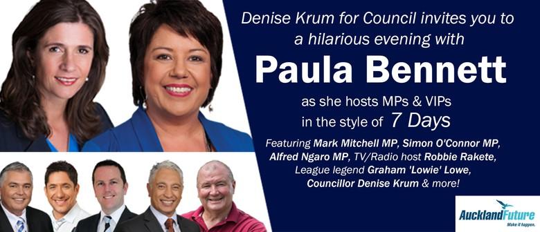 Denise Krum for Council Fundraiser