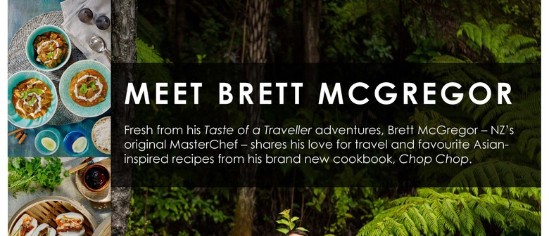 A Relaxed Evening With Brett Mcgregor