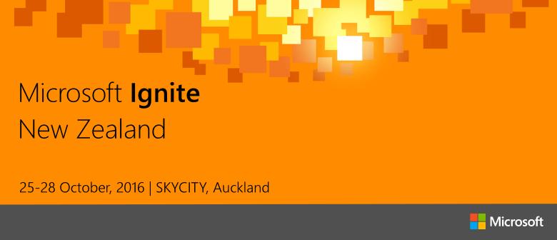 Microsoft Ignite NZ - Auckland - Eventfinda
