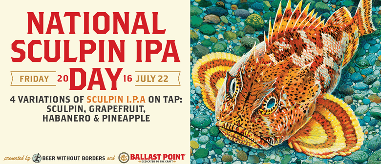 National Sculpin IPA Day 2016