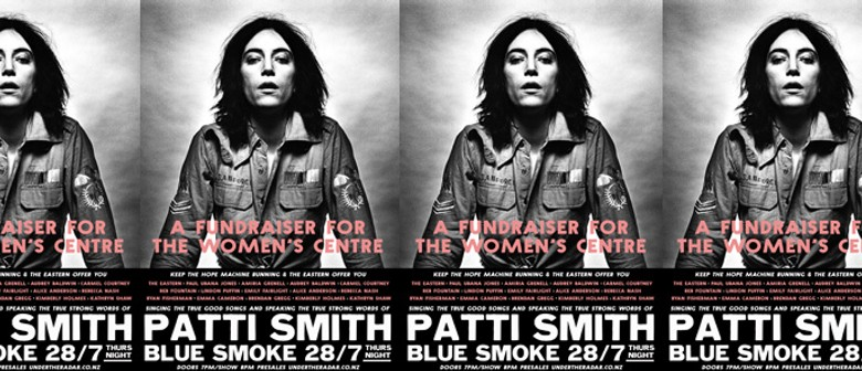The Songs and Words of Patti Smith