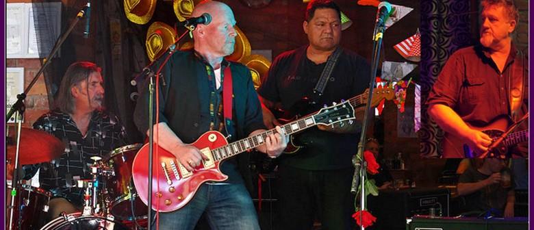 Del Thomas Band