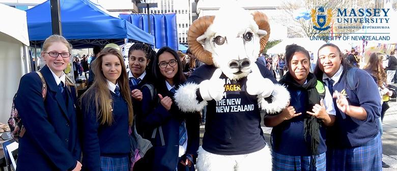 Massey University Open Day