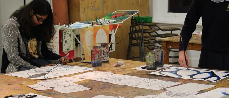 Studio One Toi Tū - Teen Workshop