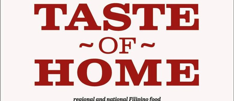 Taste of Home - Philippine Festival 2016