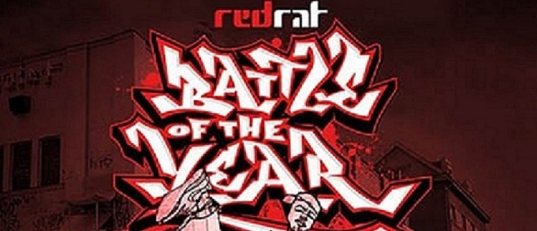Red Rat Battle of the Year Pacific Qualifier 2016