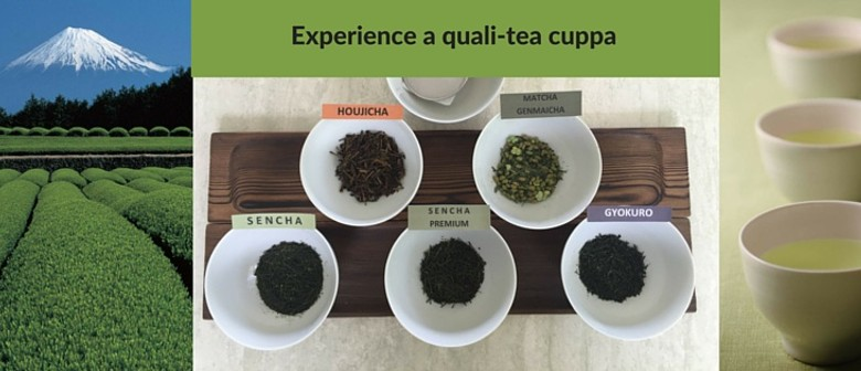 Authentic Japanese Tea - The Food Show Auckland 2016